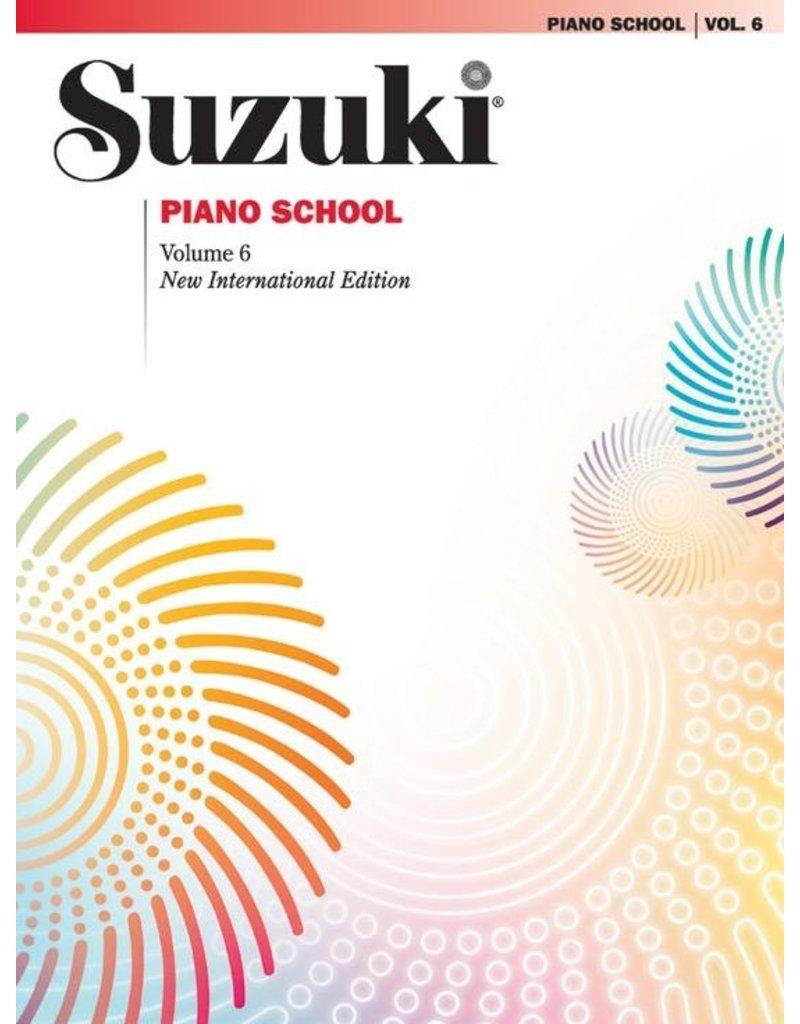 Alfred Suzuki Piano School Piano Book, Volume 6