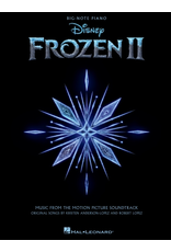 Hal Leonard Frozen II Music from the Motion Picture Big Note