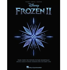 Hal Leonard Frozen II Music from the Motion Picture PVG