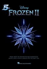 Hal Leonard Frozen II Music from the Motion Picture 5 Finger<br /> Music from the Motion Picture Soundtrack