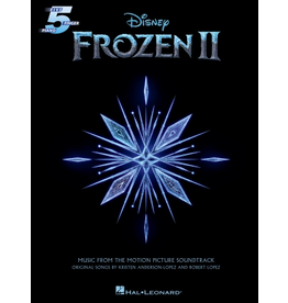 Hal Leonard Frozen II Music from the Motion Picture 5 Finger<br /> Music from the Motion Picture Soundtrack
