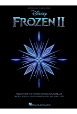 Hal Leonard Frozen II Music from the Motion Picture Beginning Piano SoloMusic from the Motion Picture Soundtrack