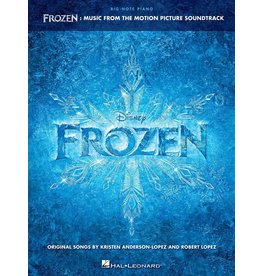 Hal Leonard Frozen Big Note Piano
