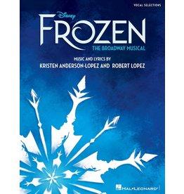 Hal Leonard Disney's Frozen Broadway Musical