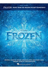 Hal Leonard Frozen Easy Piano