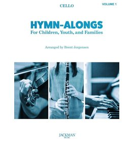 Jackman Music Hymn-Alongs Vol. 1 - arr. Brent Jorgensen - Cello