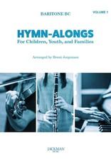 Jackman Music Hymn-Alongs Vol. 1 - arr. Brent Jorgensen - Baritone B.C.