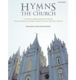 Alfred Hymns of the Church arr. Brandon Bascom