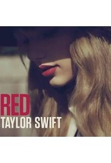 Soundburst Audio Red by Taylor Swift CD