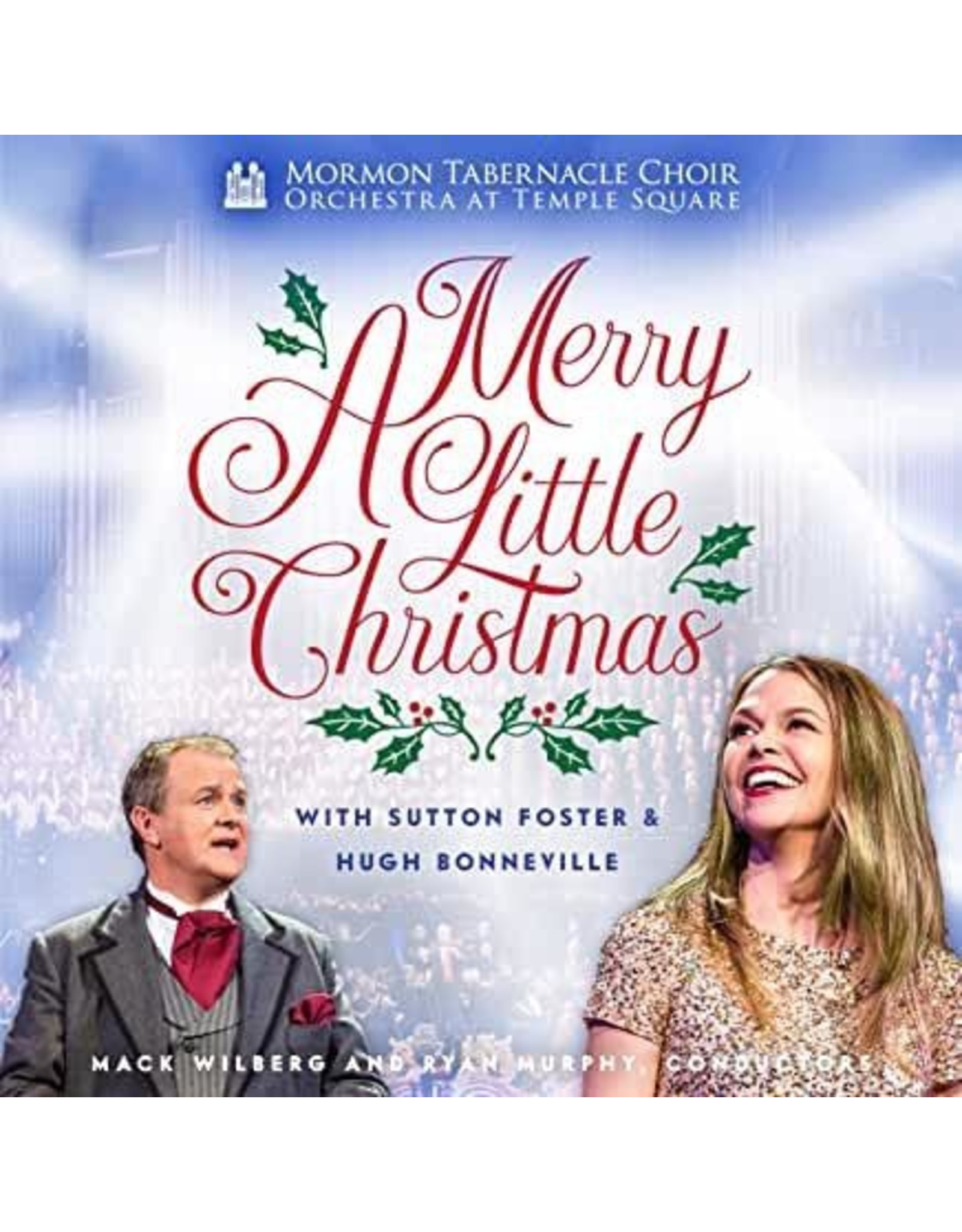 Merry Little Christmas Mormon Tabernacle Choir CD