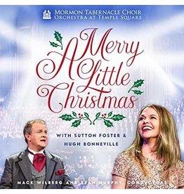 Merry Little Christmas Mormon Tabernacle Choir CD