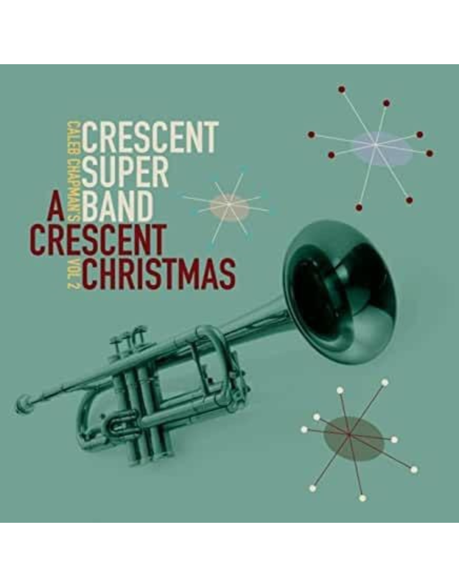 R Legacy Entertainment Crescent Christmas CD by Crescent Super Band
