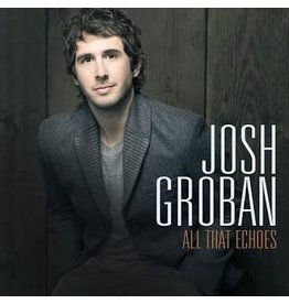 Soundburst Audio All that  Echoes by Josh Groban CD
