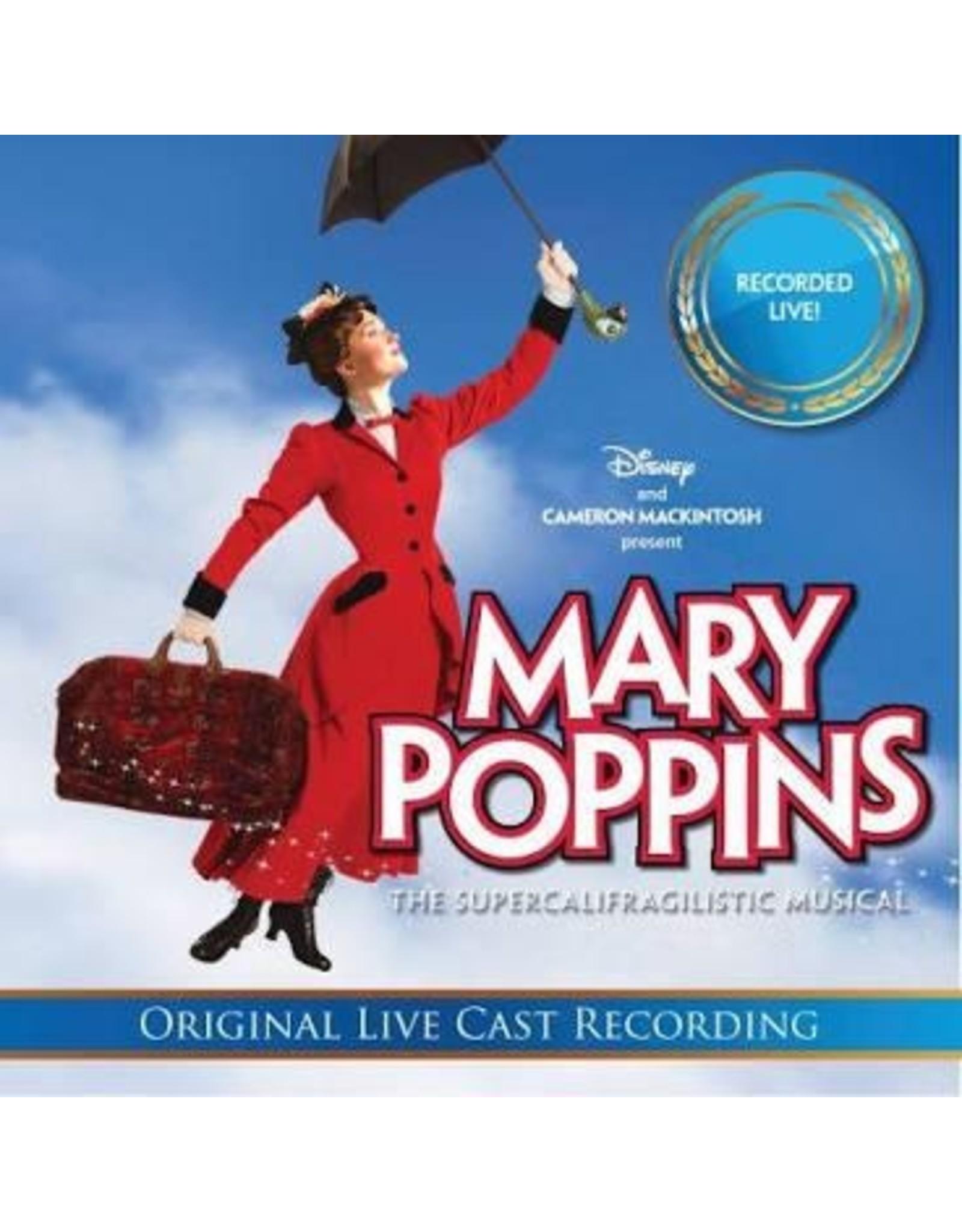 Soundburst Audio Mary Poppins the Musical CD