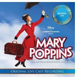 Soundburst Audio Mary Poppins the Musical CD