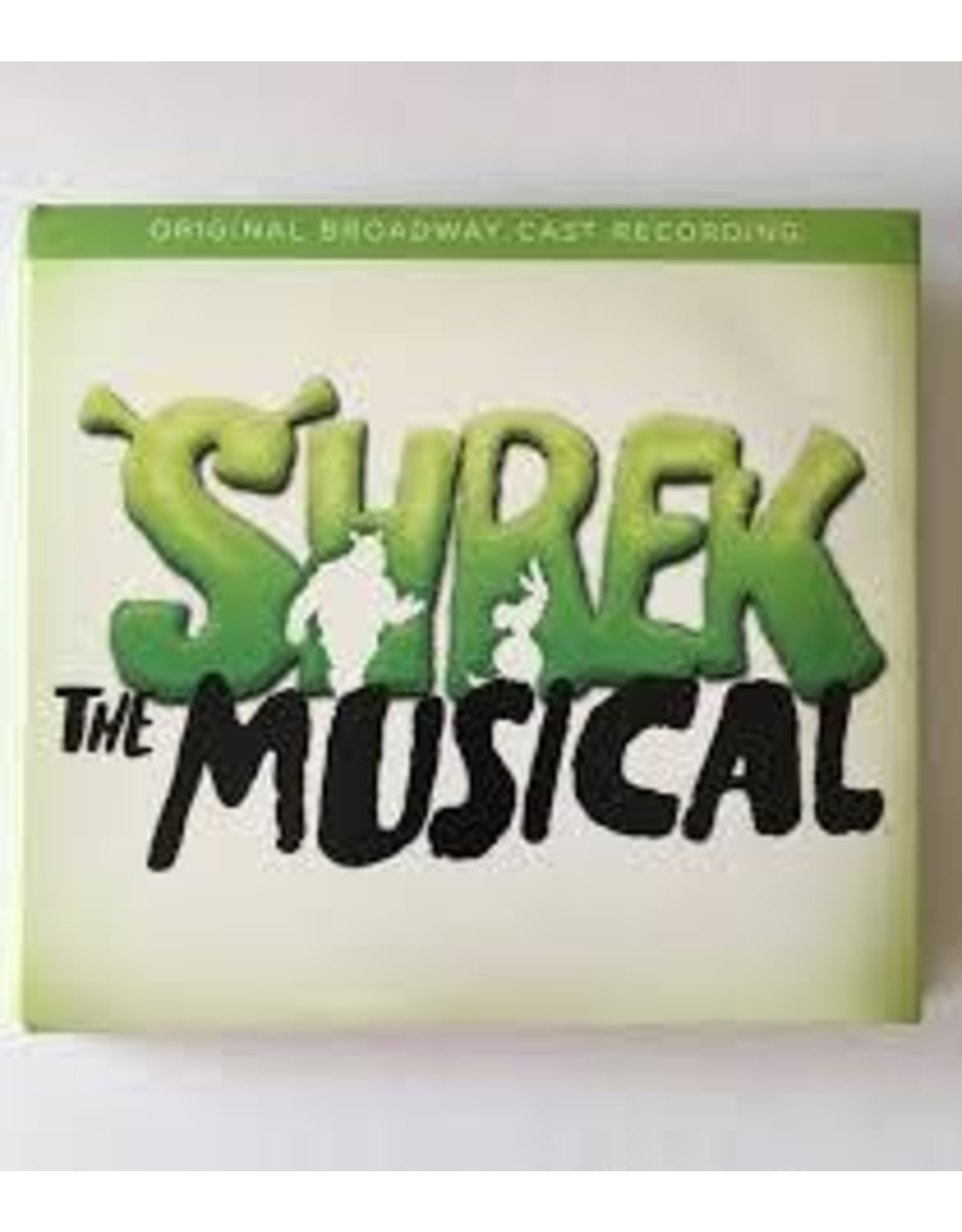 misc Shrek the Musical CD