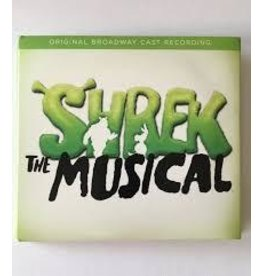 misc Shrek the Musical CD