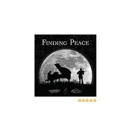 Jason Tonioli Finding Peace CD by Jason Tonioli