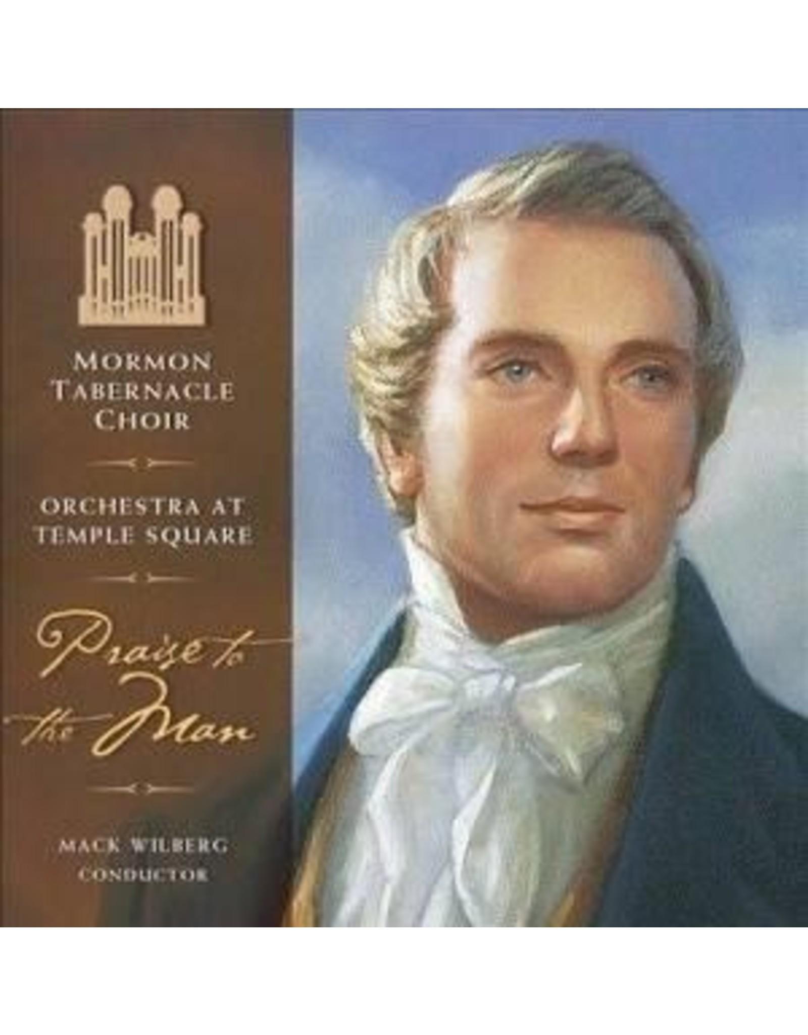 Soundburst Audio Mormon Tabernacle Choir Praise to the Man CD
