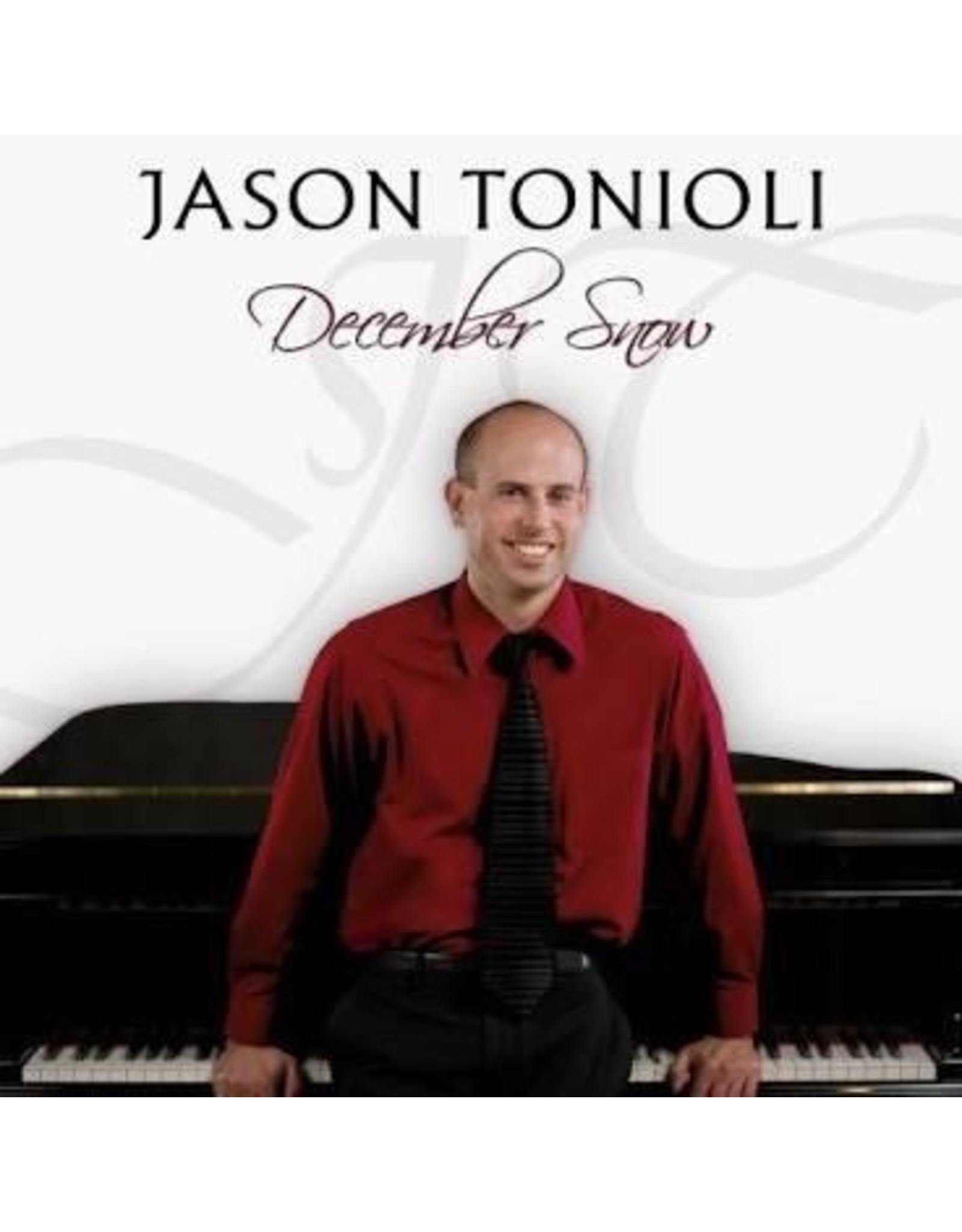 Deseret Book Jason Tonioli, December Snow CD