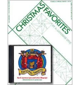 Modern Music Methods Christmas Favorites CD Vol. 1&2<br />