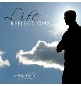 Deseret Book Life Reflections, Jason Tonioli CD
