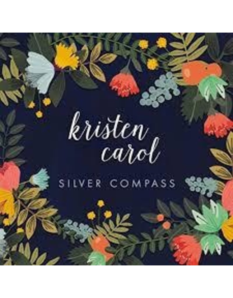 misc Silver Compass CD by Kristen Carol