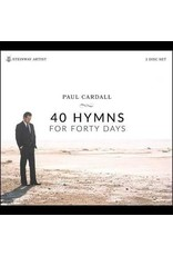 Soundburst Audio 40 Hymns For 40 Days by Paul Cardall CD