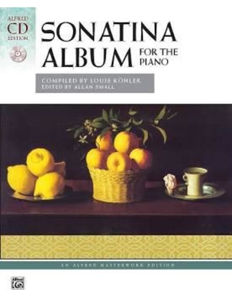 Alfred Sonatina Album - Compiled by Louis Köhler