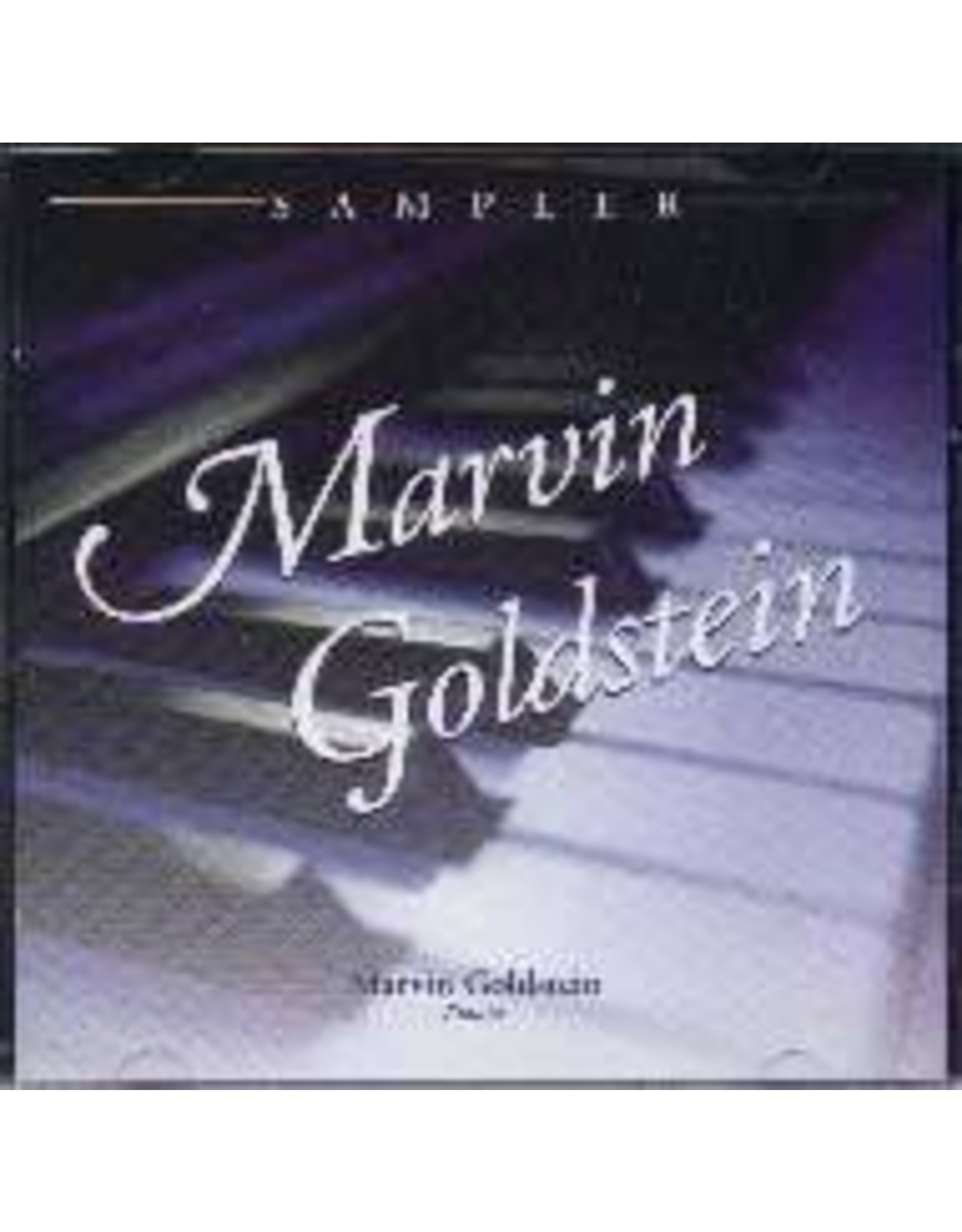 Marvin Goldstein Marvin Goldstein Sampler CD