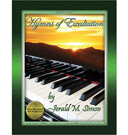 Music Motivation Hymns of Exaltation<br />by Jerald Simon.