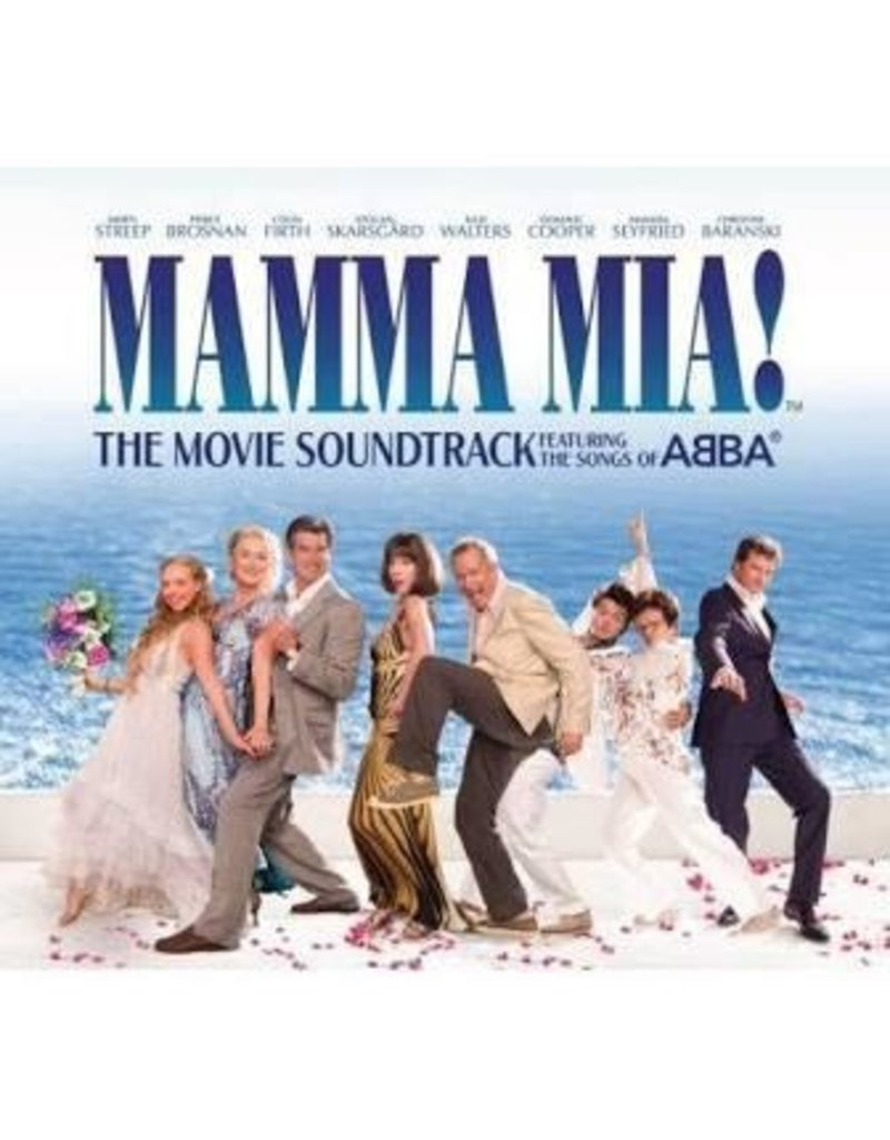 Mamma Mia! The Movie Soundtrack CD