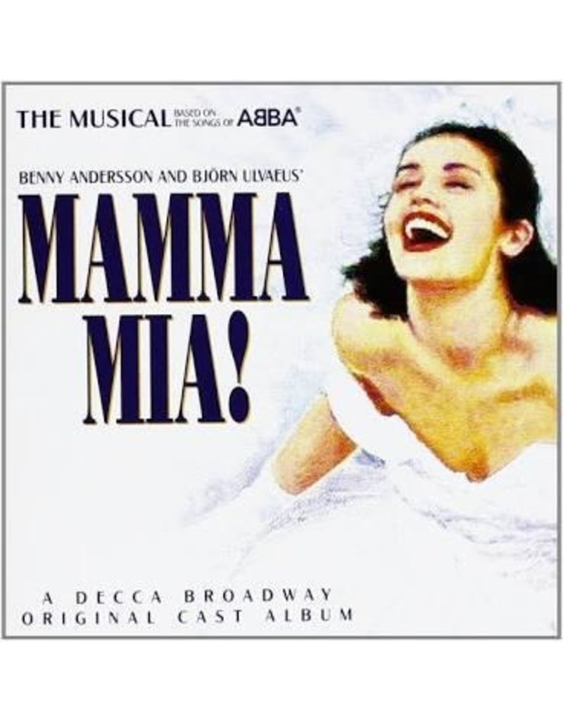 Soundburst Audio Mamma Mia! The Musical CD