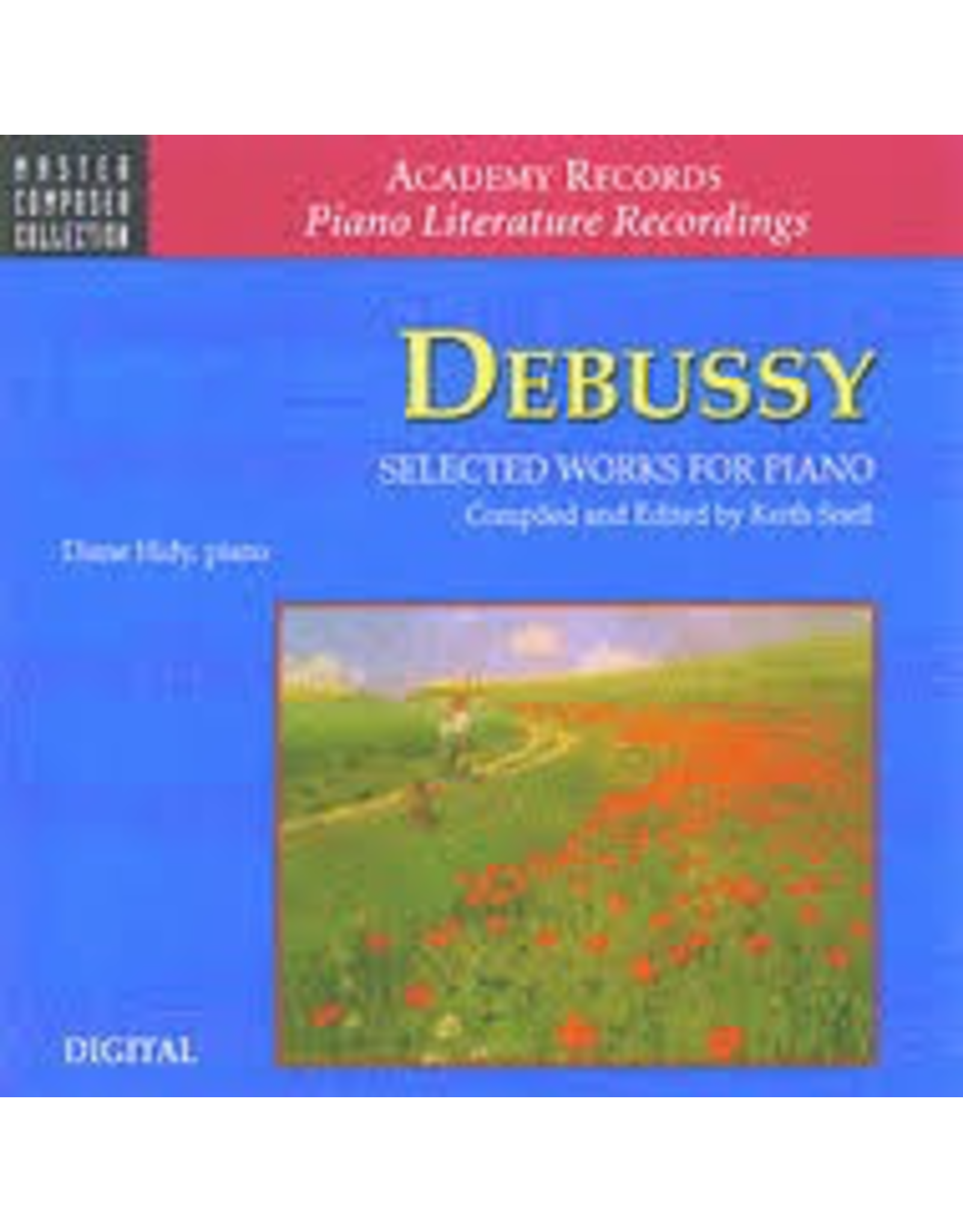 Kjos Debussy Selected Works For Piano Accompaniment CD