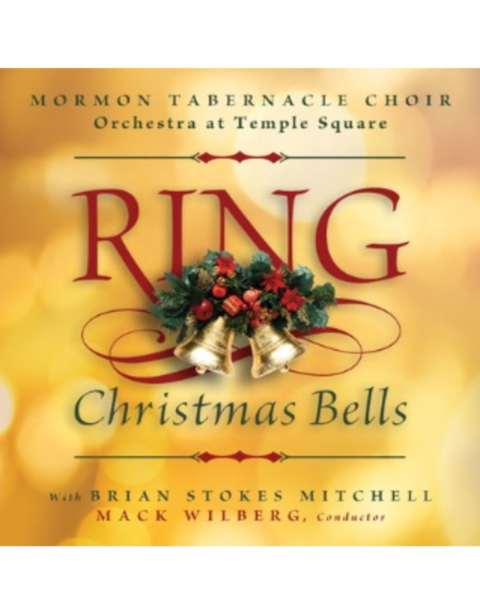 - Ring Christmas Bells - Mormon Tabernacle Choir - CD