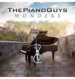 Soundburst Audio Piano Guys Wonders CD