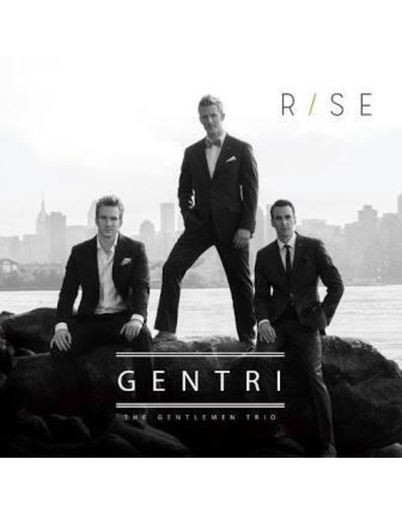 Soundburst Audio Rise - Gentri  CD<br />