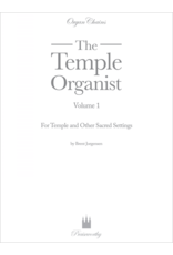 Jackman Music Organ Chains Temple Organist Volume 1 arr. Brent Jorgensen