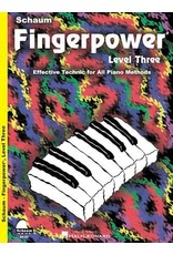Hal Leonard Schaum Fingerpower Level 3