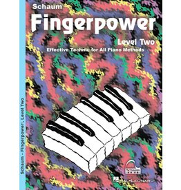 Hal Leonard Schaum Fingerpower Level 2