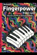 Hal Leonard Schaum Fingerpower Primer Level