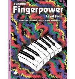 Hal Leonard Schaum Fingerpower Level 4