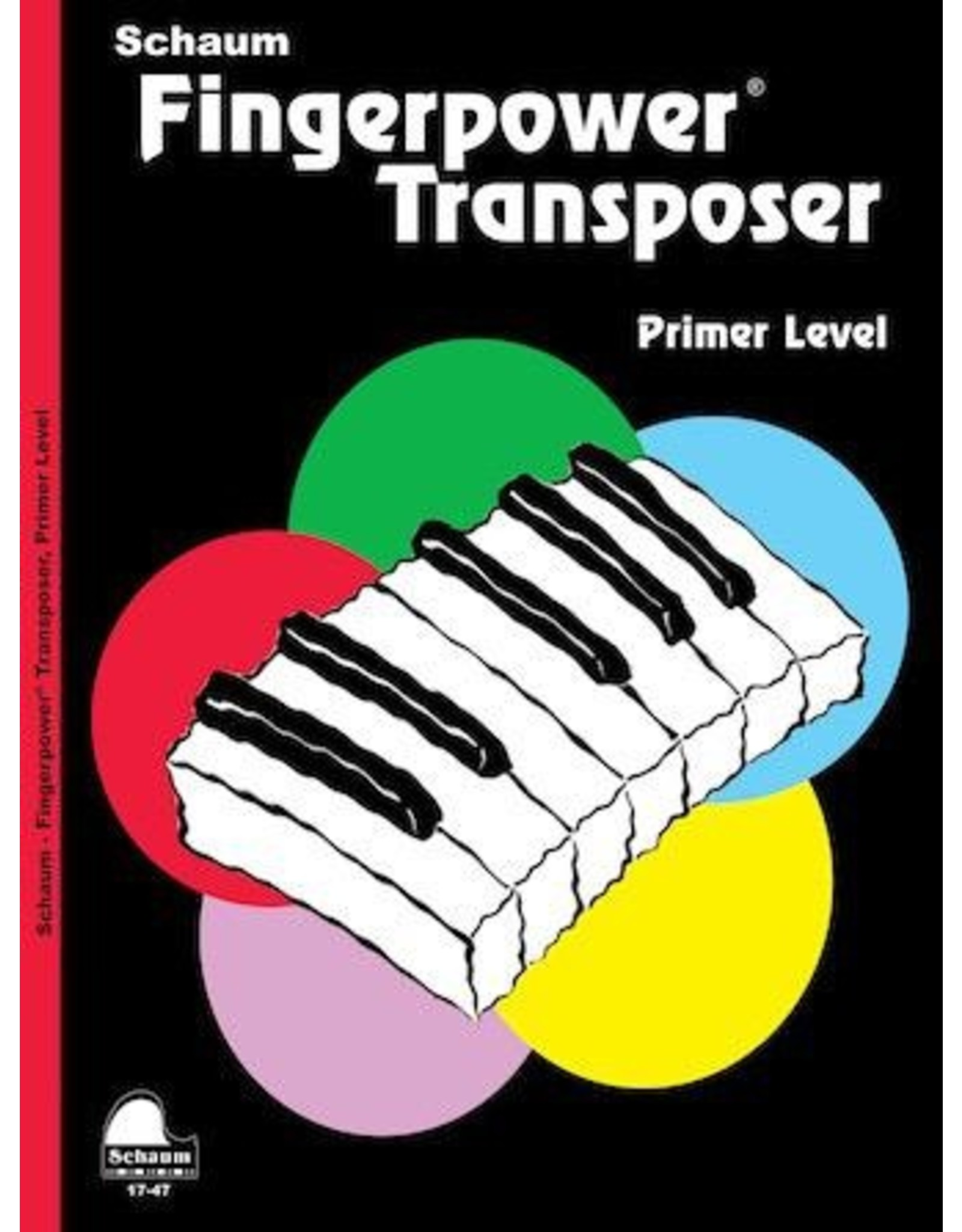 Hal Leonard Schaum Fingerpower Transposers Primer Level