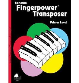 Hal Leonard Schaum Fingerpower Transposers Primer Level