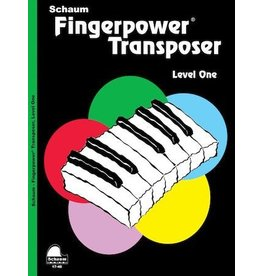 Hal Leonard Schaum Fingerpower Transposer Level 1