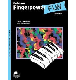 Hal Leonard Schaum Fingerpower Fun Level 2