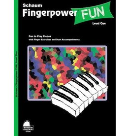 Hal Leonard Schaum Fingerpower Fun Level 1