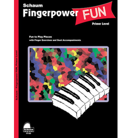 Hal Leonard Schaum Fingerpower Fun Primer Level