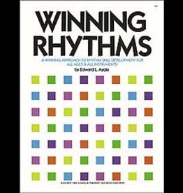 Kjos Winning Rhythms by Edward Ayola