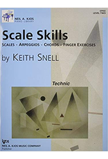 Kjos Scale Skills, Level 2